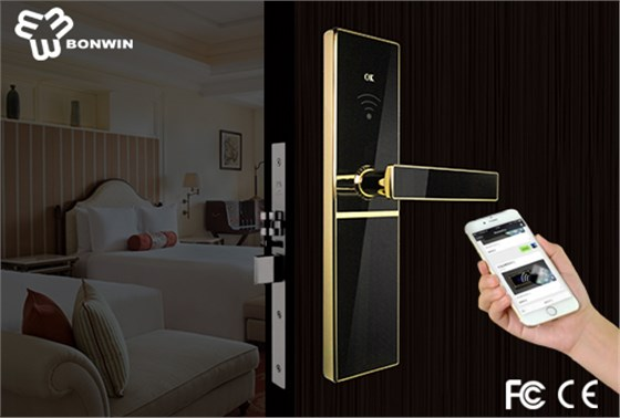 What are the features of Bonwin electronic network lock for c&us door? Now I tell you about it. The college administrators can download the data of the ... & Bonwin Electronic Network Lock for Door: A Campus Card Lock Is ...