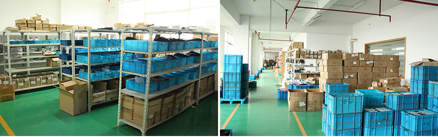 Our Raw Material Warehouse