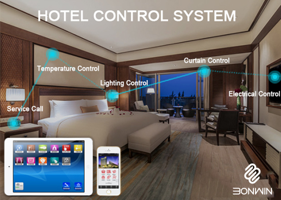 Smart Hotel Guest Room System-Bonwin