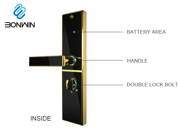 Ansi wireless lock